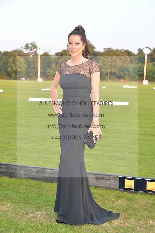 PRINCESS TAMARA CZARTORYSKI at the Chovgan Twilight Polo Gala in association with the PNN Group held at Ham Polo Club, Petersham Close, Richmond, Surrey on 10th September 2014.