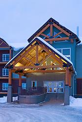 Canada Winter Games Athlete's Village and Yukon College Campus, Whitehorse, Yukon, Canada