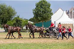 Von Stein Georg, GER, Desperado, Eddy 281, Fax, Flash<br /> Aachen 2018<br /> © Hippo Foto - Sharon Vandeput<br /> 21/07/18