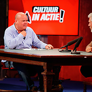 NLD/Utrecht/20200401602 - Cultuur in Actie.nl, Paul de Leeuw in gesprek met Eric Corton