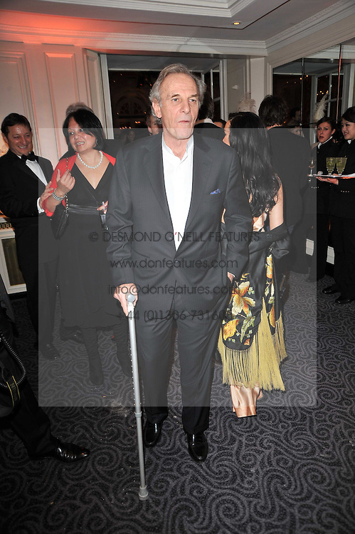 MARK SHAND  at Quintessentially's 10th birthday party held at The Savoy Hotel, London on 13th December 2010.