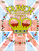 Punch Coronation Number cover 1953
