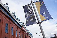 Football - 2021 / 2022 UEFA Europa League - Qualifying - 1st Leg - Glasgow Rangers vs Alashkert - Ibrox Stadium<br /> <br /> A general view of Ibrox Stadium<br /> <br /> Credit: COLORSPORT/Bruce White