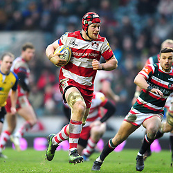 Leicester Tigers v Gloucester Rugby