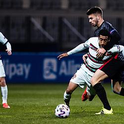 20210325: SLO, Football - European Under 21 Championship 2021, Portugal vs Croatia
