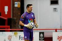 Ben Hinchliffe. Altrincham FC 1-1 Stockport County FC. Vanarama National League. 27.12.20