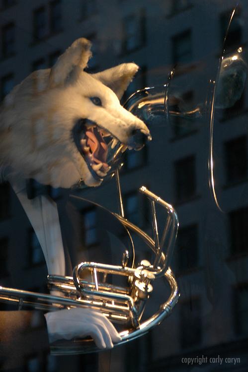 Werewolf Musician