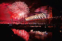 San Francisco - 75th Anniversary Celebration of the Golden Gate Bridge (May 2012)