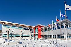 Canada Games Centre, Whitehorse, Yukon
