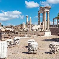 Turkey - Pergamum - Acropolis