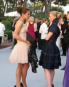 Princess Charlotte Casiraghi and friend..2011 amfAR's Cinema Against AIDS Gala Inside..2011 Cannes Film Festival..Hotel Du Cap..Cap D'Antibes, France..Thursday, May 19, 2011..Photo By CelebrityVibe.com..To license this image please call (212) 410 5354; or.Email: CelebrityVibe@gmail.com ;.website: www.CelebrityVibe.com.**EXCLUSIVE**