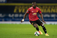Football - 2020 / 2021 League Cup - Quarter-Finbal - Everton vs Manchester United - Goodison Park<br /> <br /> Manchester United's Eric Bailly in action during todays match  <br /> <br /> <br /> COLORSPORT/TERRY DONNELLY