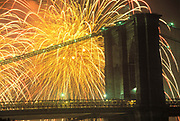 4th of July, Brooklyn Bridge, New York