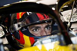 March 23, 2018 - Melbourne, Victoria, Australia - SAINZ Carlos (spa), Renault Sport F1 Team RS18, portrait during 2018 Formula 1 championship at Melbourne, Australian Grand Prix, from March 22 To 25 - Photo  Motorsports: FIA Formula One World Championship 2018, Melbourne, Victoria : Motorsports: Formula 1 2018 Rolex  Australian Grand Prix, (Credit Image: © Hoch Zwei via ZUMA Wire)