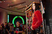 SHANGHAI, CHINA - JUNE 24: (CHINA OUT) <br /> <br /> A wax figure of Michael Jackson is on display at Madame Tussauds to mark the fourth anniversary of Michael Jackson's death on June 24, 2013 in Shanghai, China. <br /> ©Exclusivepix