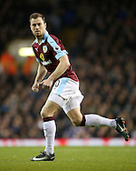 Burnley's Ashley Barnes during the Premier League match at White Hart Lane Stadium, London. Picture date December 18th, 2016 Pic David Klein/Sportimage