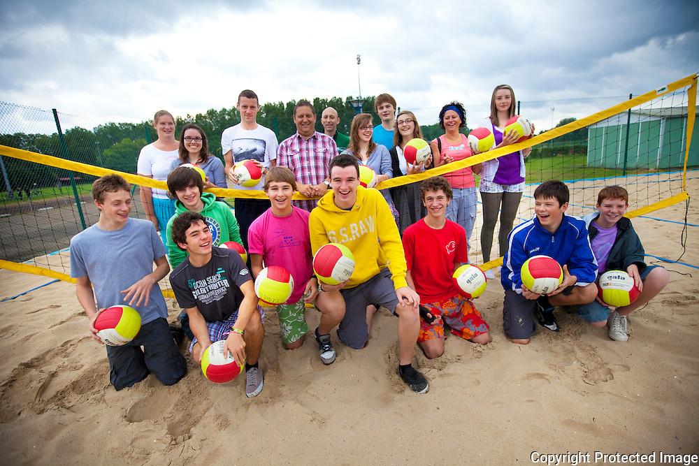 361304-Volleybalclub Booischot op hun beachvolleybalveld-Kloosterveld 7 Booischot