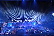 23.07.2014. Glasgow, Scotland. Glasgow Commonwealth Games. The opening ceremony.