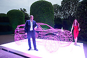 PETER MODELHART; ECE SURKAN, Alexandra Shulman, Editor of Vogue & Phil Popham, Managing Director of Land Rover<br /> host the 40th Anniversary of Range Rover. The Orangery at Kensington Palace. London. 1 July 2010. -DO NOT ARCHIVE-© Copyright Photograph by Dafydd Jones. 248 Clapham Rd. London SW9 0PZ. Tel 0207 820 0771. www.dafjones.com.