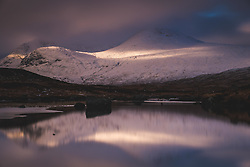 Rannoch Moor reflections (c) Ross Eaglesham| Edinburgh Elite media