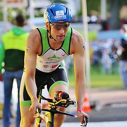 Glücksburg, 02.08.15, Sport, Triathlon, 14. OstseeMan, 2015 : Christian Nitschke (GER, TG triZack Rostock e.V., #001)<br /> <br /> Foto © P-I-X.org *** Foto ist honorarpflichtig! *** Auf Anfrage in hoeherer Qualitaet/Aufloesung. Belegexemplar erbeten. Veroeffentlichung ausschliesslich fuer journalistisch-publizistische Zwecke. For editorial use only.