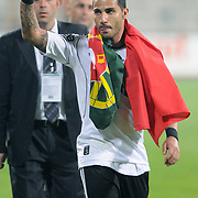Besiktas's Ricardo QUARESMA during their Turkish superleague soccer match Besiktas between Eskisehirspor at BJK Inonu Stadium in Istanbul Turkey on Monday, 16 May 2011. Photo by TURKPIX