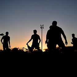12th September 2021 - NPL Queensland Senior Men RD24: Olympic FC v Brisbane Roar
