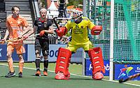 AMSTELVEEN -  EK hockey, finale Nederland-Duitsland 2-2. mannen.  Nederland wint de shoot outs en is Europees Kampioen.  COPYRIGHT KOEN SUYK