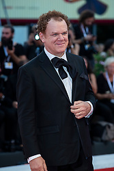 John C. Reilly walks the red carpet ahead of The Sisters Brothers screening during the 75th Venice Film Festival at Sala Grande on September 2, 2018 in Venice, Italy. Photo by Marco Piovanotto/ABACAPRESS.COM
