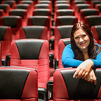 Jennifer Lazarz took over as the new manager of El Morro Theatre on Oct. 23.