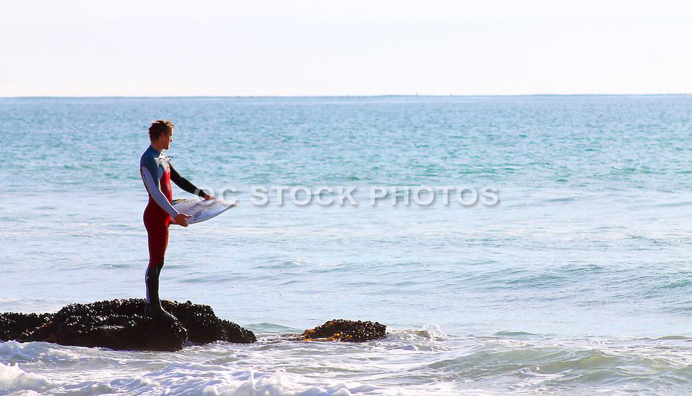 Local Orange County Surfer