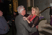NICKY HASLAM; CLARISSA PILKINGTON, Tatler magazine Jubilee party with Thomas Pink. The Ritz, Piccadilly. London. 2 May 2012