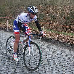Nicole CookeSportfoto archief 2006-2010<br /> 2010<br /> Tour of Flanders Geraardsbergen Nicole Cooke