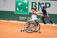 04/06 Wheelchair Tennis French Open Match 2