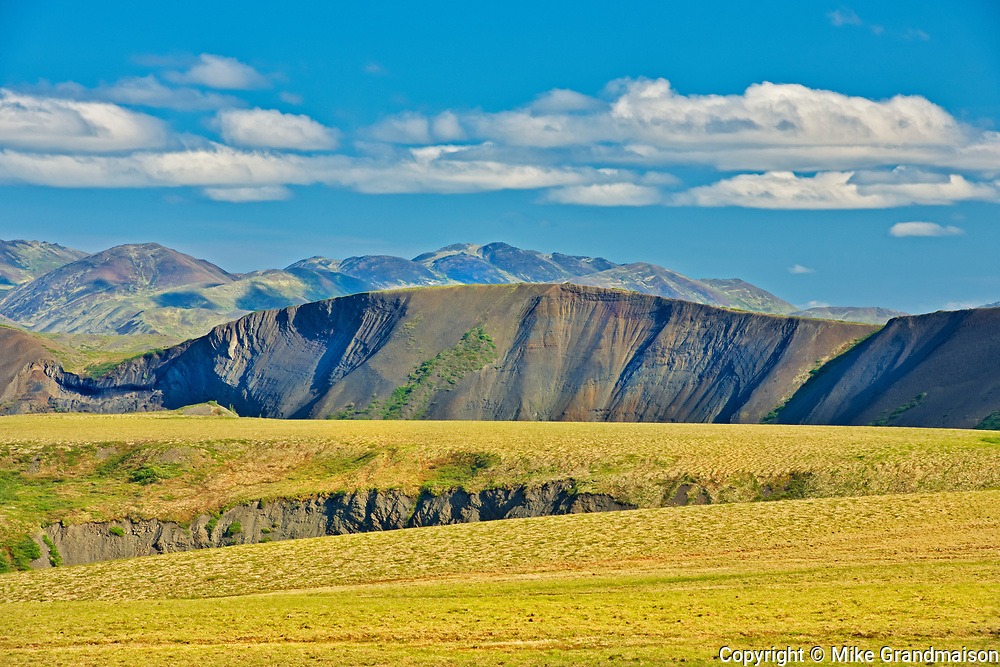 The Dempster Highway, Dempster Highway, Northwest Territories, Canada