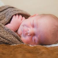 { Sweet Baby Rhett with Mommy & Daddy }