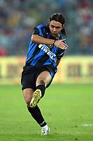 Bari 3/8/2004 Trofeo Birra Moretti - Juventus Inter Palermo. <br /> <br /> Alvaro Recoba Inter <br /> <br /> Risultati / results (gare da 45 min. each game 45 min.) <br /> <br /> Juventus - Inter 1-0 Palermo - Inter 2-1 Juventus b. Palermo dopo/after shoot out <br /> <br /> Photo Andrea Staccioli