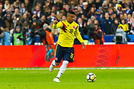 Franck Fabra (fra) during the International Friendly Game football match between France and Colombia on march 23, 2018 at Stade de France in Saint-Denis, France - Photo Pierre Charlier / ProSportsImages / DPPI