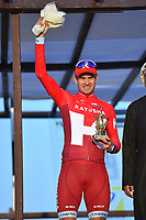 Podium, KRISTOFF Alexander (NOR)  Katusha,  during the 15th Tour of Qatar 2016, Stage 5, Sealine Beach Resort - Doha Corniche (114,5Km), on February 12, 2016 - Photo Tim de Waele / DPPI