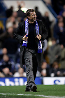 Photo: Marc Atkins.<br /> Chelsea v Newcastle United. The Barclays Premiership. 13/12/2006. ormer Chelsea player Dan Petrescu is paraded in front of the fans at half time.
