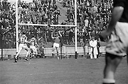 12/05/1968<br /> 05/12/1968<br /> 12 May 1968<br /> National Hurling League Home Final: Tipperary v Kilkenny at Croke Park, Dublin.<br /> Ollie Walsh (right) fails to save Tipperary's first goal scored by McLoughlin.