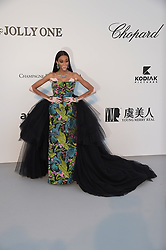 Winnie Harlow attending the 26th amfAR Gala held at Hotel du Cap-Eden-Roc during the 72nd Cannes Film Festival.