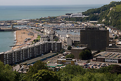 Dover/Kent/England - Dover is a major port on the south-east coast of England. Situated in the county of Kent, it faces France across the English Channel.