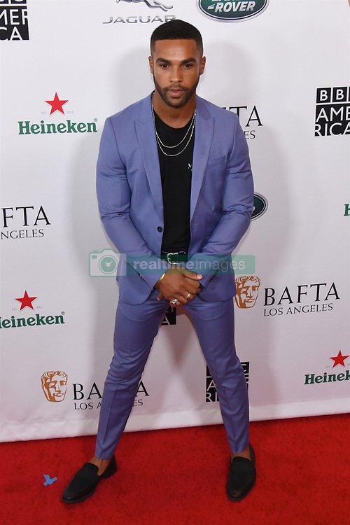 September 15, 2018 - Beverly Hills, California, USA - LUCIEN LAVISCUNT attends the 2018 BAFTA Los Angeles + BBC America TV Tea Party at the Beverly Hilton in Beverly Hills. (Credit Image: © Billy Bennight/ZUMA Wire)