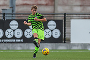 Dan Bradshaw during the Pre-Season Friendly match between Cirencester Academy and Forest Green Rovers at Cotswold Academy, Cirencester, United Kingdom on 30 July 2019.