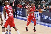 DESCRIZIONE : Campionato 2014/15 Dinamo Banco di Sardegna Sassari - Giorgio Tesi Group Pistoia<br /> GIOCATORE : Langson Hall<br /> CATEGORIA : Palleggio Blocco<br /> SQUADRA : Giorgio Tesi Group Pistoia<br /> EVENTO : LegaBasket Serie A Beko 2014/2015<br /> GARA : Dinamo Banco di Sardegna Sassari - Giorgio Tesi Group Pistoia<br /> DATA : 01/02/2015<br /> SPORT : Pallacanestro <br /> AUTORE : Agenzia Ciamillo-Castoria / Luigi Canu<br /> Galleria : LegaBasket Serie A Beko 2014/2015<br /> Fotonotizia : Campionato 2014/15 Dinamo Banco di Sardegna Sassari - Giorgio Tesi Group Pistoia<br /> Predefinita :