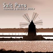 Trapani & Masala | Salt Pans Pictures Photos Images & Fotos