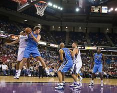 20091023 - Utah Jazz at Sacramento Kings (NBA Basketball)