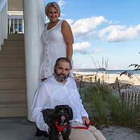 Causey Family, Garden City Beach, SC
