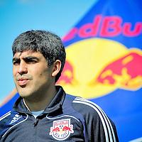Claudio Reyna for Red Bull Soccer